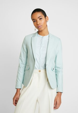 BLAKE NIGHT SUSTAINABLE - Blazer - mint haze