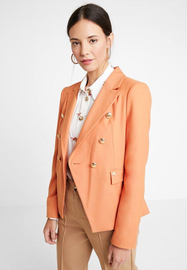 BELIZ TWIGGY - Blazer - apricot buff