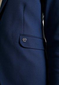 Mos Mosh - BLAKE LOGO - Blazer - dark blue - 5