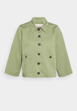 PHOENIX COLE JACKET - Tunn jacka - oil green
