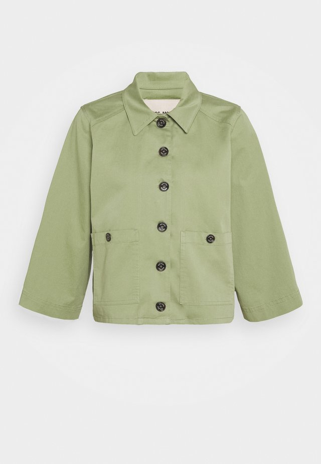 PHOENIX COLE JACKET - Korte jassen - oil green