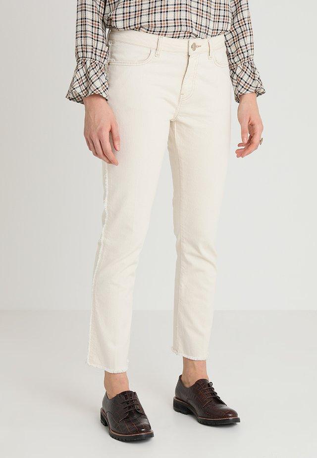SUNN FRILL - Jeans Slim Fit - ecru