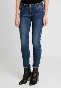 Mos Mosh - VICTORIA  - Jeans Skinny Fit - blue denim - 0