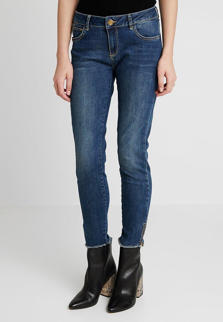 Mos Mosh - VICTORIA  - Jeans Skinny Fit - blue denim