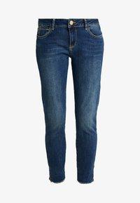Mos Mosh - VICTORIA  - Jeans Skinny Fit - blue denim - 4