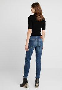 Mos Mosh - VICTORIA  - Jeans Skinny Fit - blue denim - 2