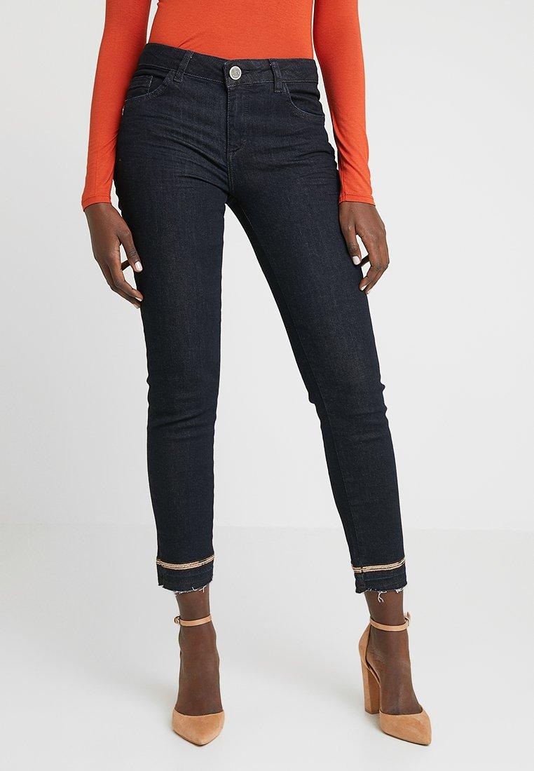 Mos Mosh - SUMNER GLAM  - Jeans Slim Fit - dark blue
