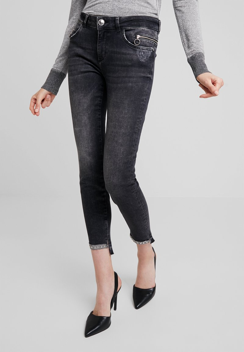 Mos Mosh - SUMNER TROK - Slim fit jeans - grey
