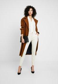 Mos Mosh - BLAKE RICH - Slim fit jeans - ecru - 1