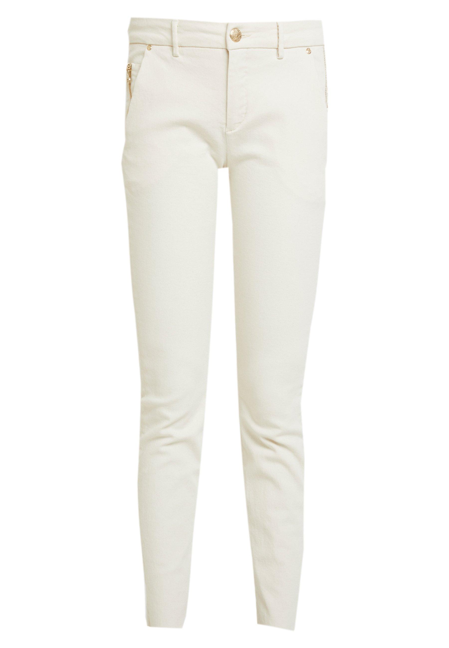 Mos Mosh Blake Rich - Jeans Slim Fit Ecru