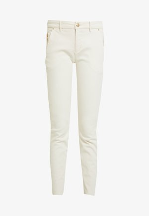 BLAKE RICH - Slim fit jeans - ecru