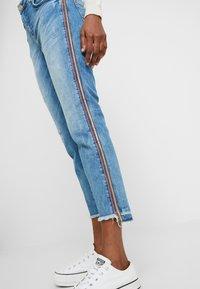 Mos Mosh - SUMNER FAITH - Jeans Skinny Fit - blue - 5