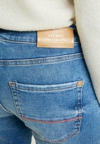 Mos Mosh - SUMNER FAITH - Jeans Skinny Fit - blue - 3