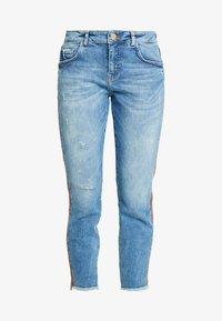Mos Mosh - SUMNER FAITH - Jeans Skinny Fit - blue - 4