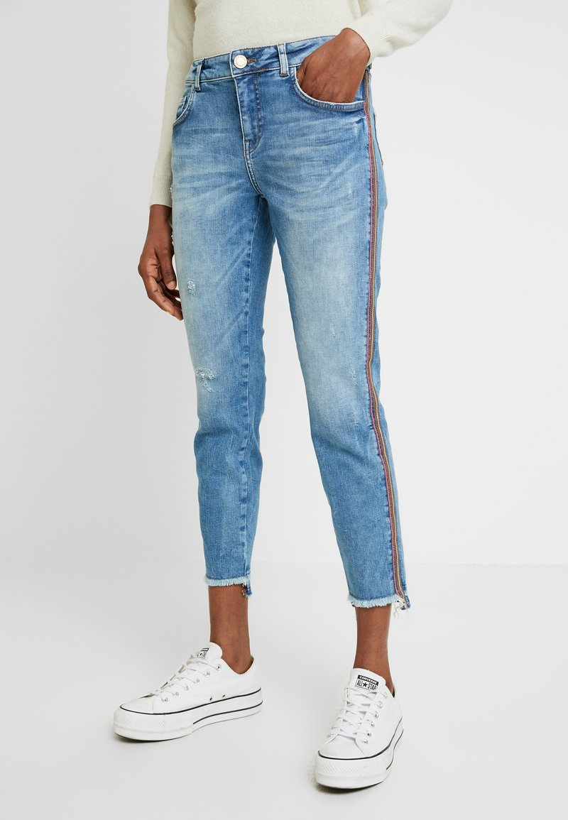 Mos Mosh - SUMNER FAITH - Jeans Skinny Fit - blue