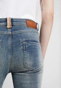 Mos Mosh - IDA TROKS - Jeans Skinny Fit - blue - 3