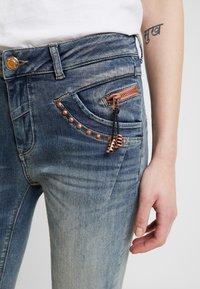 Mos Mosh - IDA TROKS - Jeans Skinny Fit - blue - 5