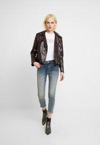 Mos Mosh - IDA TROKS - Jeans Skinny Fit - blue - 1