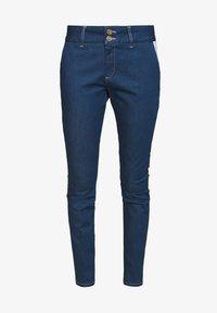 Mos Mosh - BLAKE - Jeansy Slim Fit - dark blue - 3