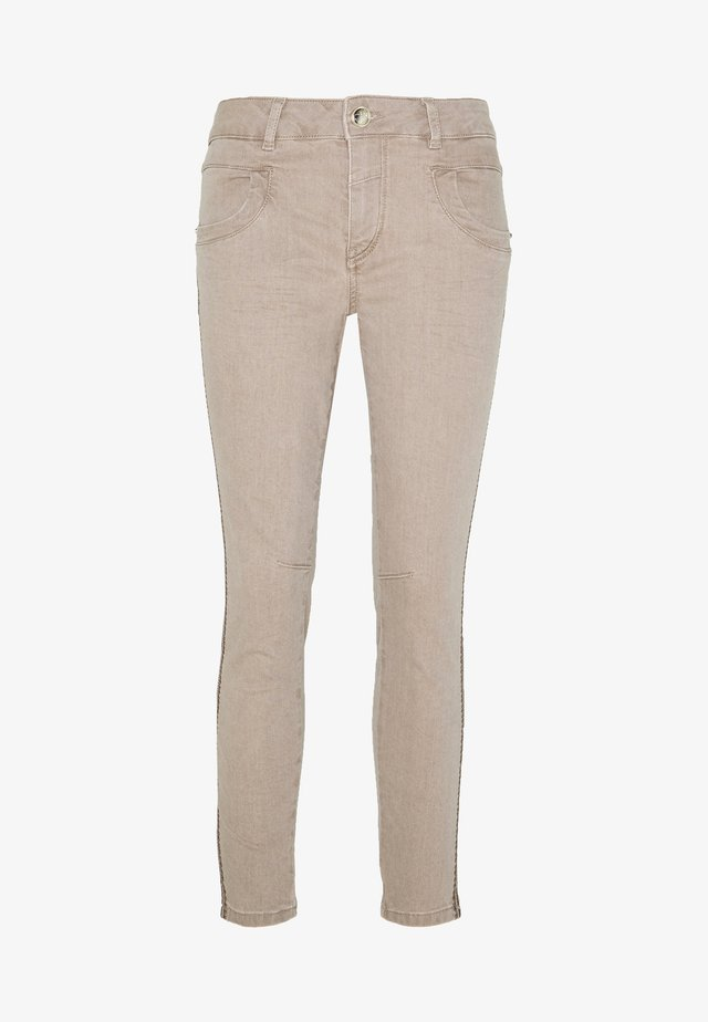 CLAY  - Jeans Skinny Fit - chocolate chip