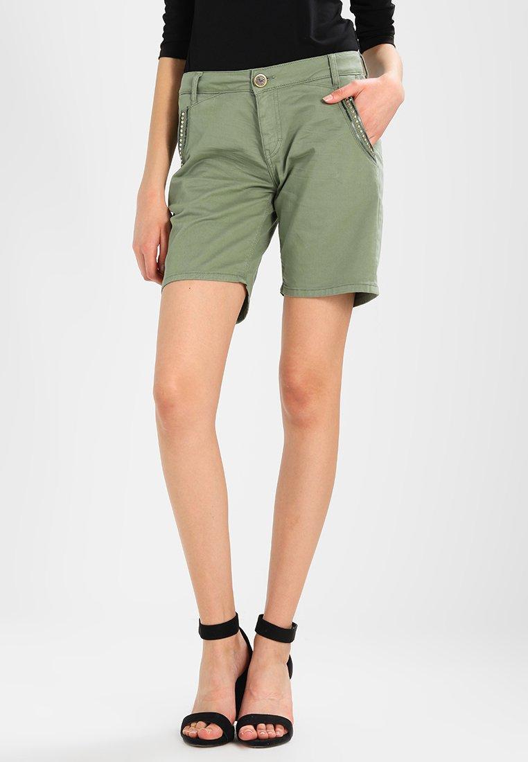 Mos Mosh - ETTA SHINE  - Shorts - green