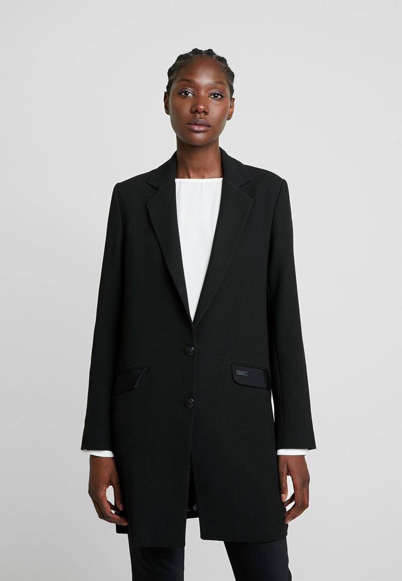 Mos Mosh - CHRISTIE NOIR COAT - Classic coat - black