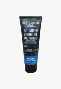 My Magic Mud - CHARCOAL TOOTHPASTE PEPPERMINT 113G - Tandpleje - - - 0