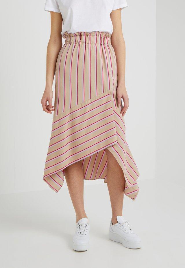 RARA - Spódnica trapezowa - pink