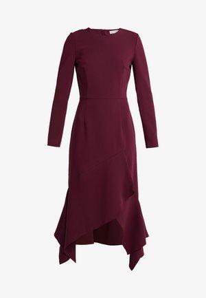 KEA - Robe longue - dark red