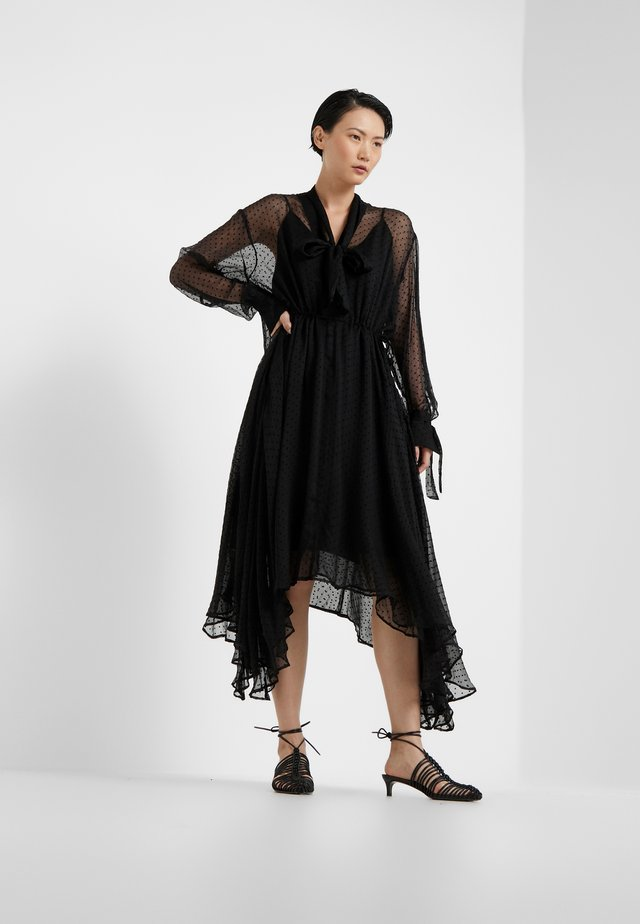 KOCCA - Cocktailkleid/festliches Kleid - black