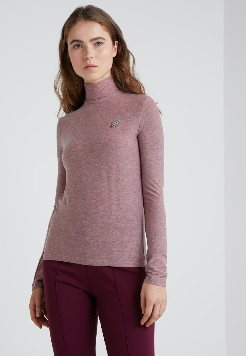Mykke Hofmann - TIARA - Long sleeved top - pink