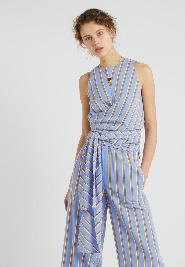 TAYEN - Bluser - blue