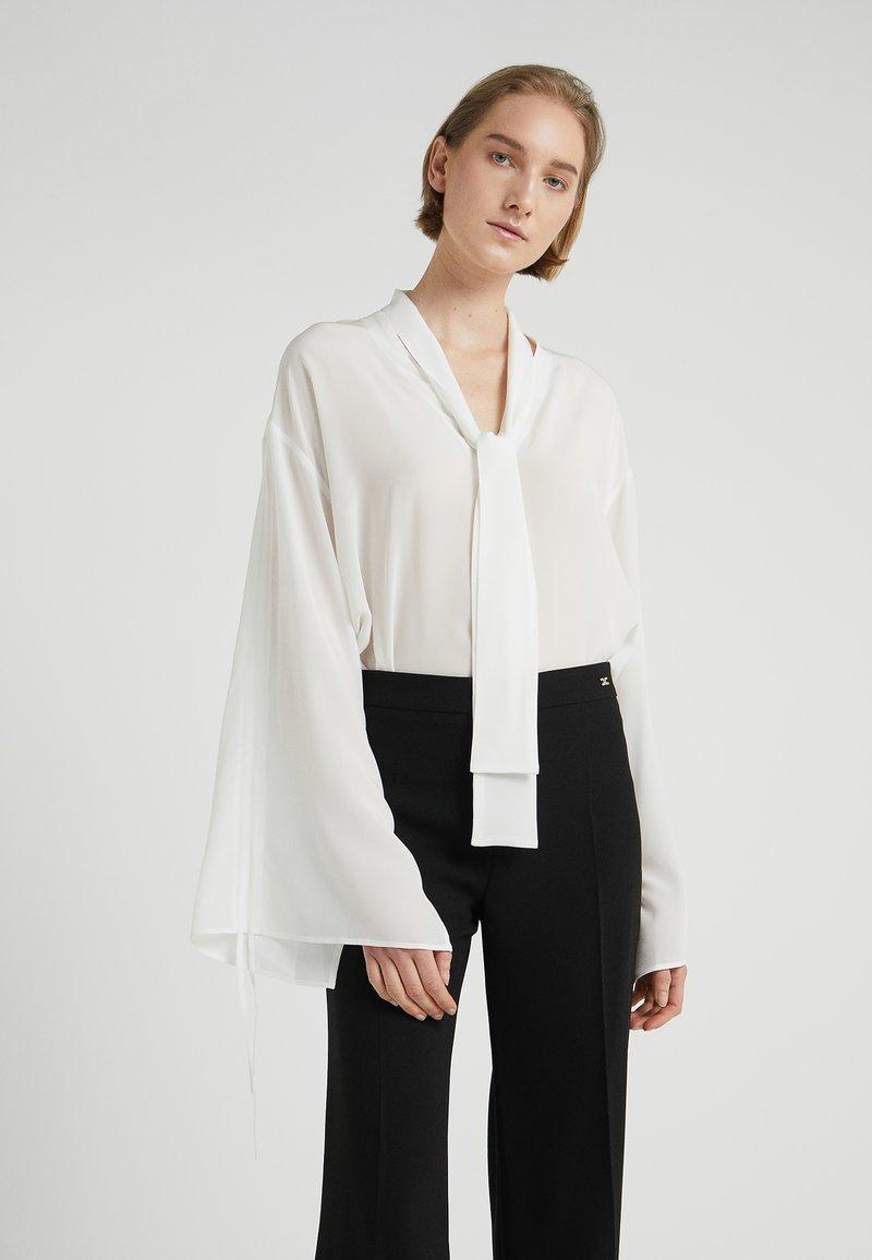 Mykke Hofmann - LEA - Button-down blouse - white