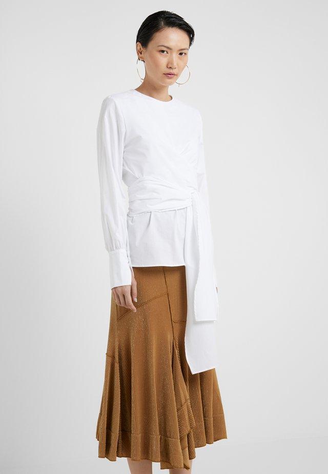 TAYEN - Bluser - white