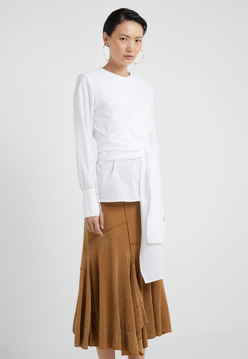 Mykke Hofmann - TAYEN - Bluse - white
