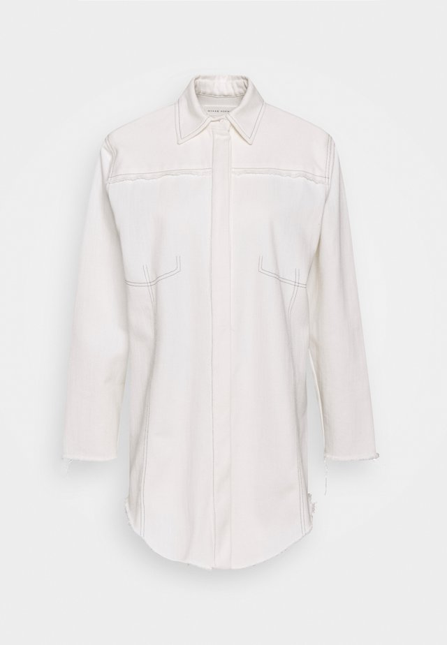LOLA DE - Button-down blouse - white