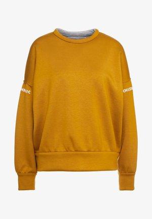 SIVA - Camiseta de manga larga - yellow