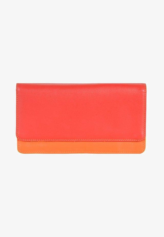 MEDIUM MATINEE - Wallet - red