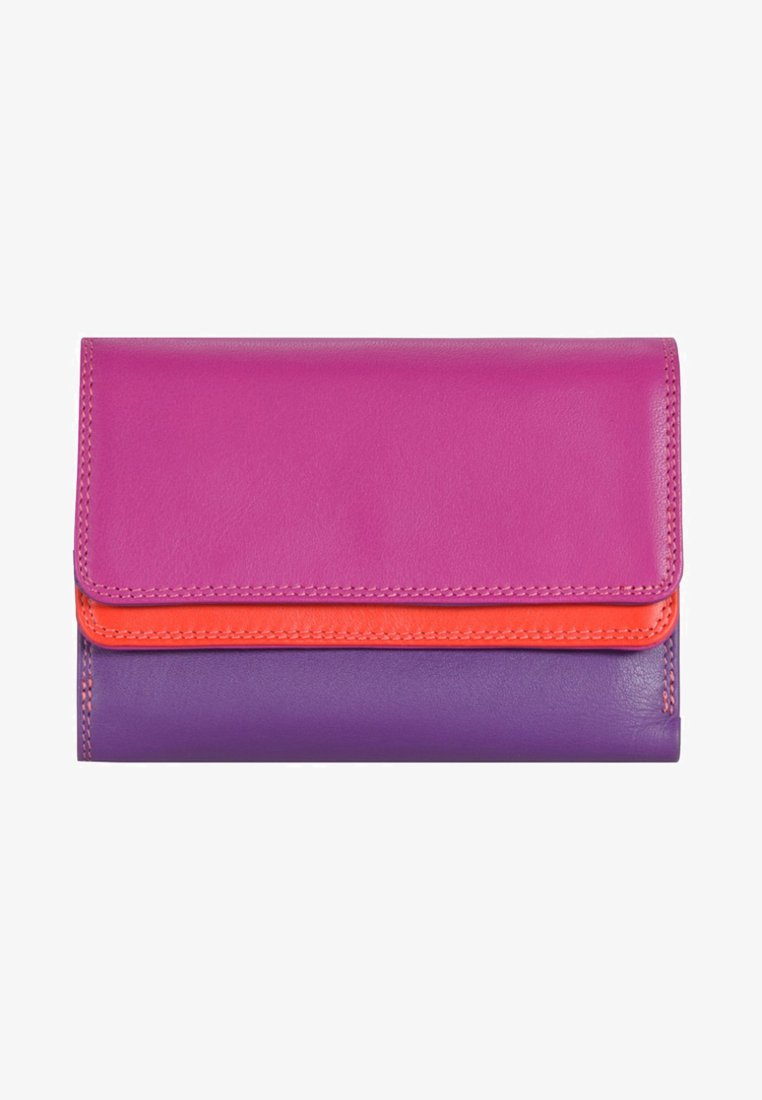 Mywalit - DOUBLE FLAP - Portemonnee - purple