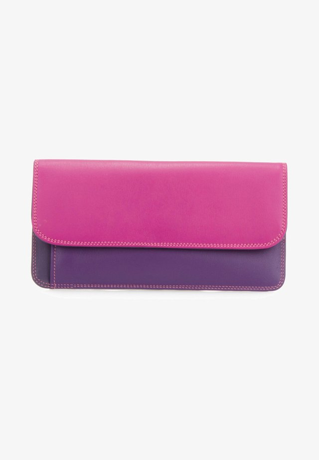 SIMPLE FLAPOVER - Geldbörse - purple