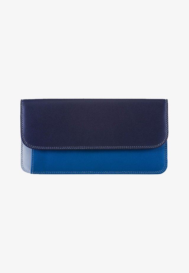 SIMPLE FLAPOVER - Geldbörse - denim