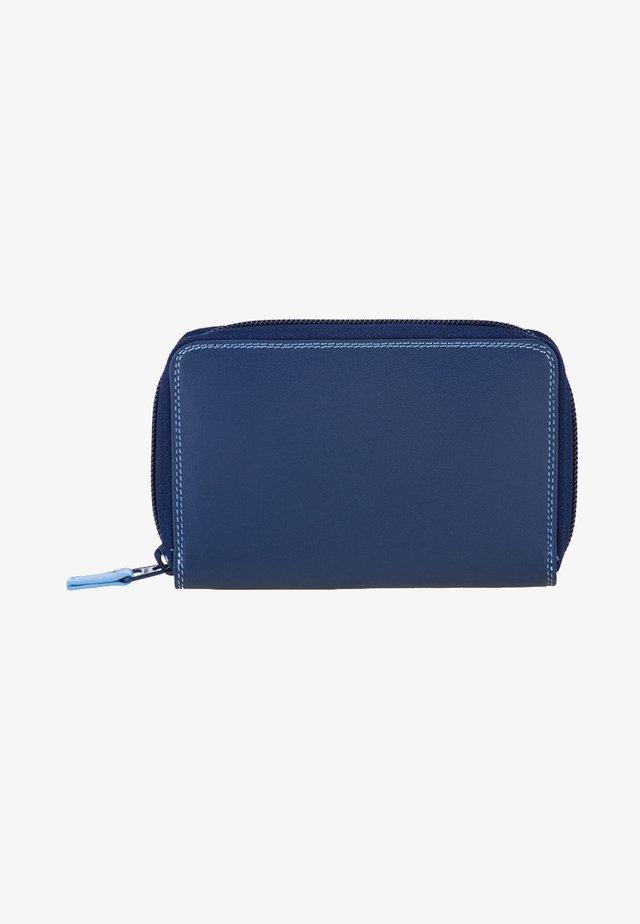 Portefeuille - dark blue
