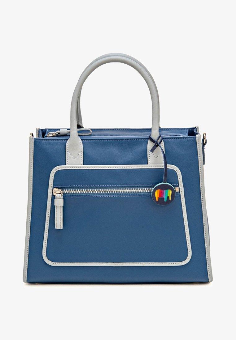 Mywalit - MONTREAL - Handbag - blue