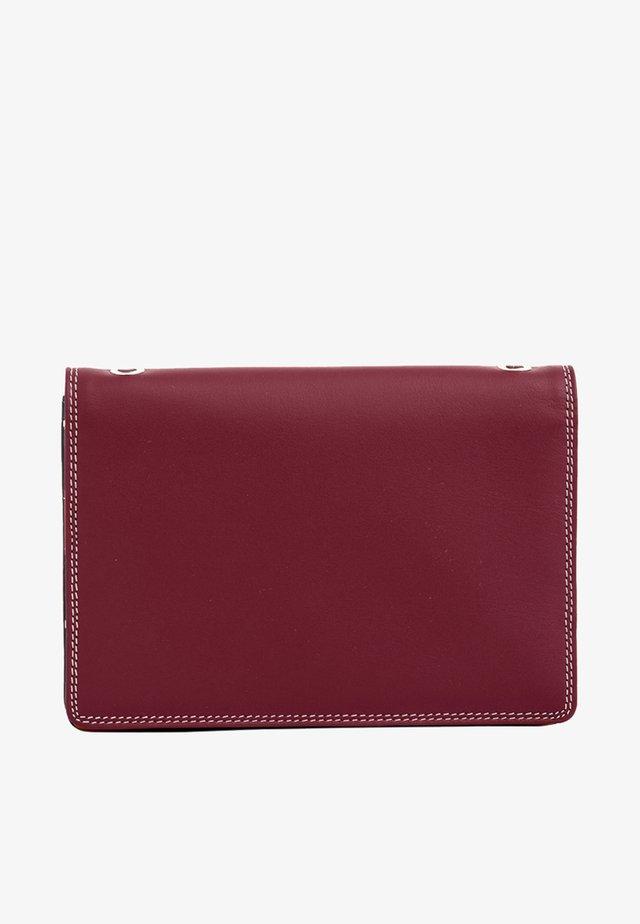 TRAVEL - Handtasche - bordeaux