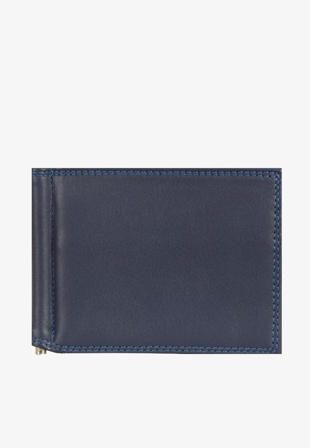 MONEY CLIP - Wallet - blue