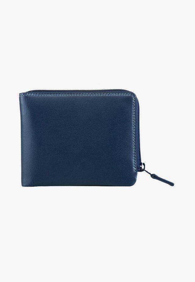 ZIP AROUND - Wallet - blue