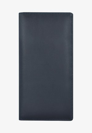 Wallet - black smokey grey