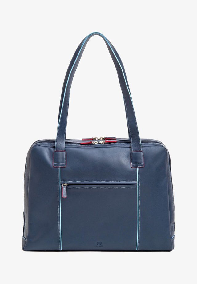 LARGE OFFICE ORGANISER - Briefcase - royal