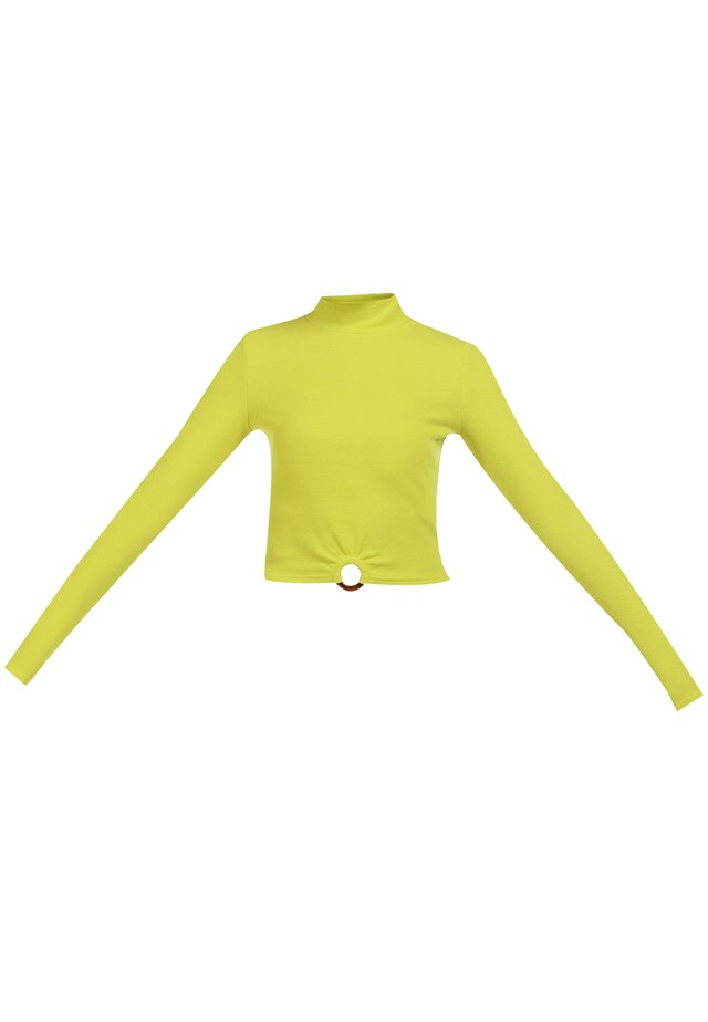 Blus - neon gelb