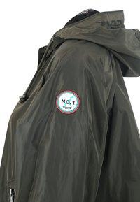 No.1 Como - CESANA - Waterproof jacket - dark green - 2